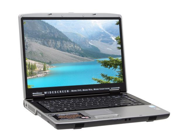 Gateway Laptop MX6123 Intel Celeron M 370 (1.50 GHz) 512 ...