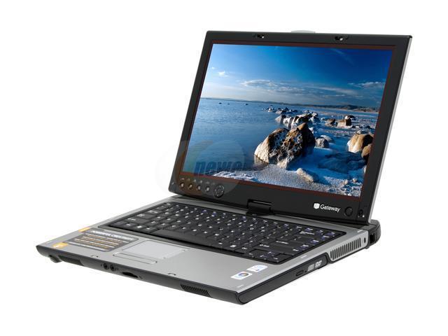 Gateway CX2728 Intel Core Duo 1 GB Memory 120 GB HDD 14.0