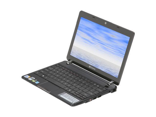 Gateway Laptop EC1803u Intel Core 2 Solo SU3500 (1.40 GHz) 2 GB Memory 250 GB HDD Intel GMA 4500MHD 11.6