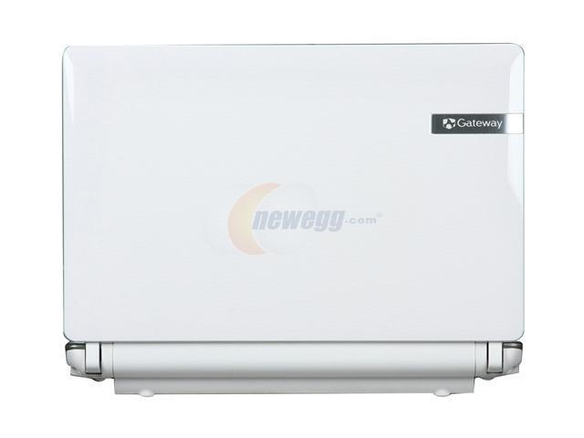 "Gateway LT Series LT2120u Glacier White 10.1"" WSVGA Netbook"