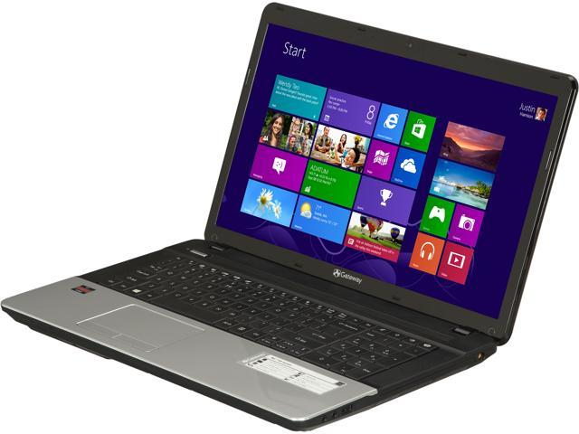 "Gateway Laptop NE71B11u AMD Dual-Core Processor E1-1200 (1.4 GHz) 4 GB Memory 500 GB HDD AMD Radeon HD 7310 17.3"" Windows ..."