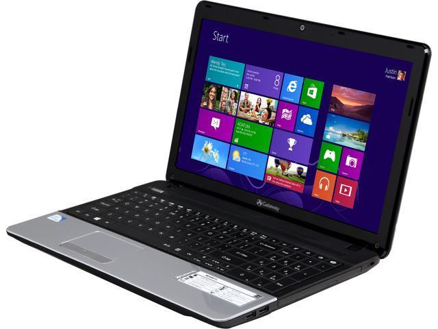 Gateway Laptop NE56R37u Intel Pentium B960 (2.2 GHz) 6 GB Memory 750 GB HDD Intel HD Graphics 15.6