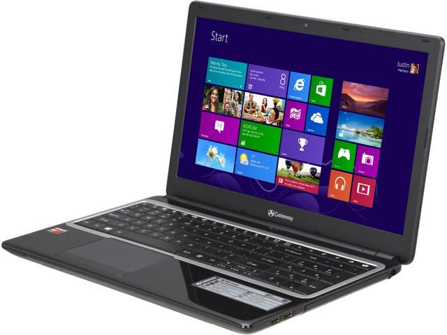 "Gateway NE52204u 15.6"" Windows 8 Laptop"