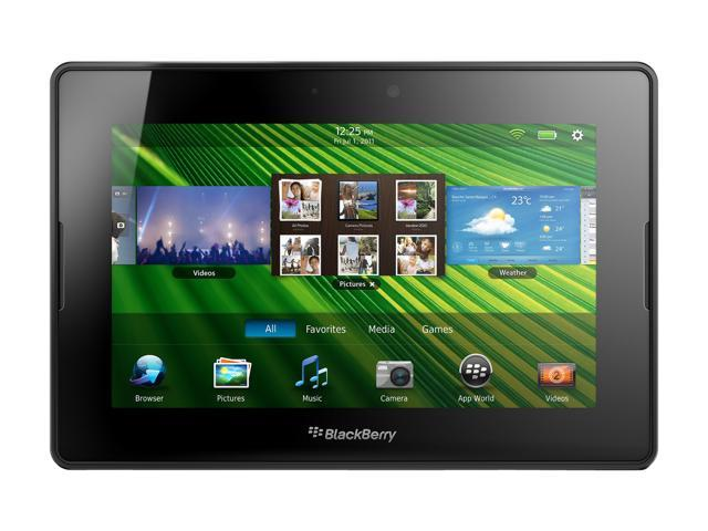 "BlackBerry PlayBook 16GB 16GB Storage 7.0"" Tablet"