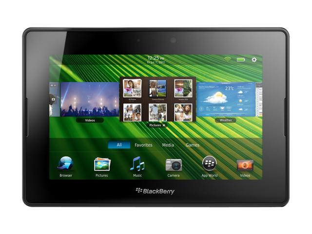 BlackBerry PlayBook 64GB TI OMAP4430 1.00GHz 7