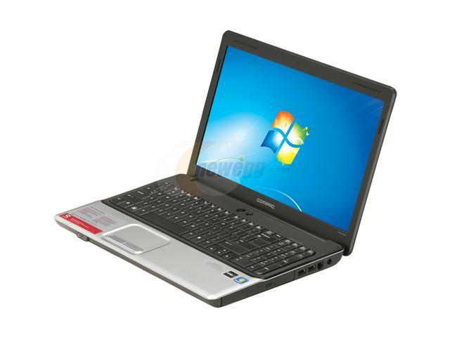 "COMPAQ Laptop Presario CQ61-410US AMD Sempron M120 (2.1 GHz) 2 GB Memory 250 GB HDD ATI Radeon HD 4200 15.6"" Windows 7 Home ..."