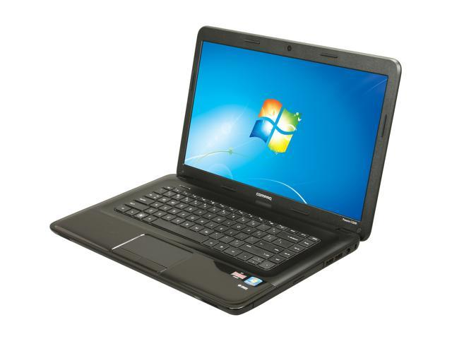COMPAQ Laptop Presario CQ58-a10NR AMD Dual-Core Processor E1-1200 (1.4 GHz) 2 GB Memory 320 GB HDD AMD Radeon HD 7310 15.6