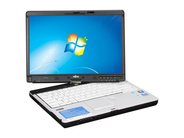 Fujitsu Tablet PC LifeBook T901 (FPCM11921) Intel Core i5 2nd Gen 2520M (2.50 GHz) 2 GB Memory 250 GB HDD Intel HD Graphics 3000 13.3