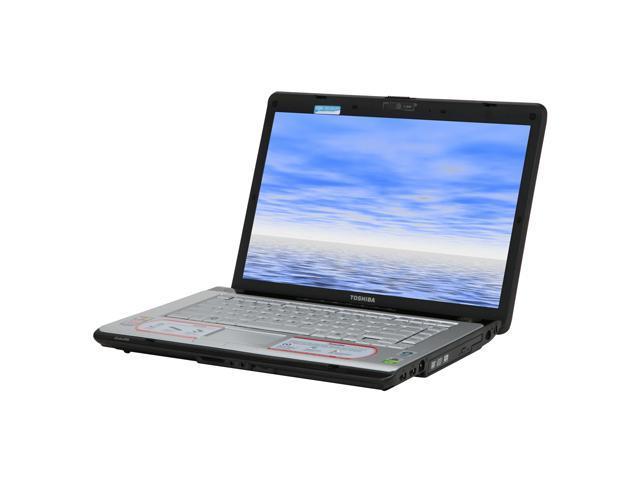 """TOSHIBA Satellite A215-S4697 15.4"""" Windows Vista Home Premium Laptop"""