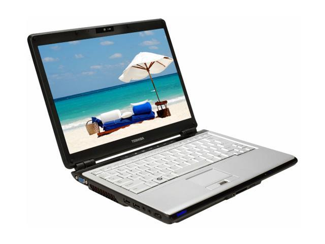 TOSHIBA Laptop Satellite U305-S2816 Intel Core 2 Duo T8100 (2.10 GHz) 2 GB Memory 250 GB HDD Intel GMA X3100 13.3