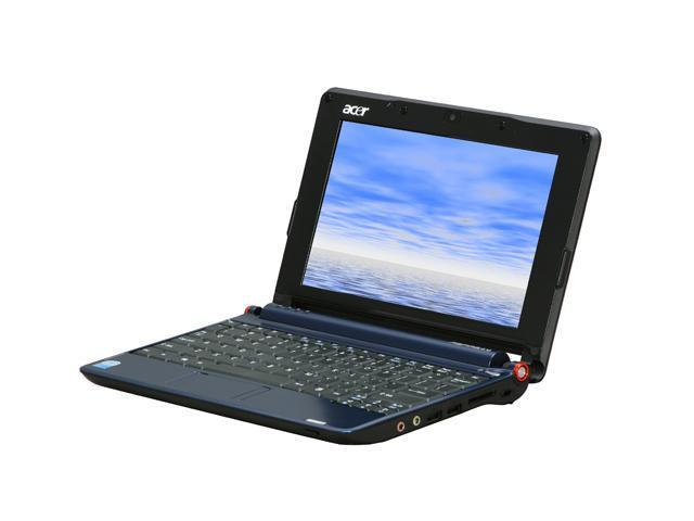 "Acer Aspire One AOA110-1113 Blue 8.9"" Netbook"