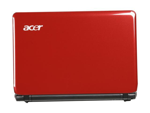 "Acer Aspire AS1410-2954 Ruby Red 11.6"" Netbook"