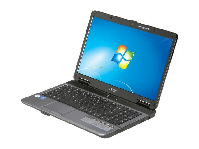 Acer Laptop Aspire AS5732Z-4598 Intel Pentium dual-core T4400 (2.20 GHz) 4 GB Memory 250 GB HDD Intel GMA 4500M 15.6