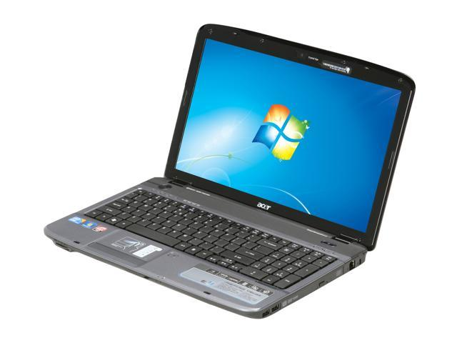 Acer Laptop Aspire AS5740G-6979 Intel Core i5 430M (2.26 GHz) 4 GB Memory 500 GB HDD ATI Mobility Radeon HD 5650 15.6