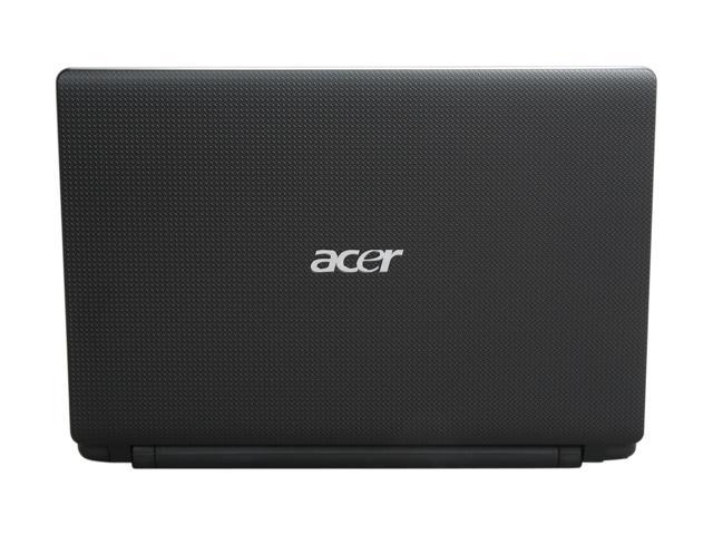 "Acer Aspire One AO721-3574 Mesh Black 11.6"" Netbook"