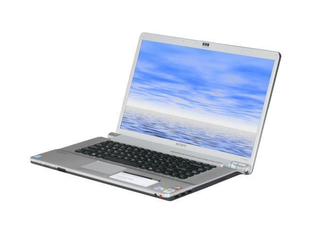 SONY Laptop VAIO FW Series VGN-FW463J/B Intel Core 2 Duo P8700 (2.53 GHz) 4 GB Memory 320 GB HDD ATI Mobility Radeon HD 4650 16.4