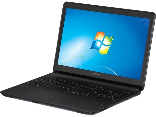 "SONY Laptop VAIO F Series SVF1532BGXB Intel Core i7 4500U (1.80 GHz) 8 GB Memory 500 GB HDD NVIDIA GeForce GT 740M 15.5"" ..."