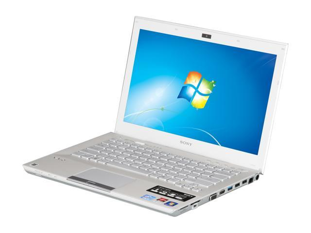 SONY Laptop VAIO SA Series VPCSA3AFX/SI Intel Core i5 2430M (2.40 GHz) 4 GB Memory 500 GB HDD AMD Radeon HD 6630M 13.3