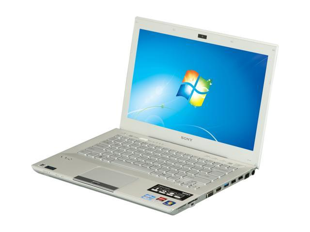 SONY Laptop VAIO SA Series VPCSA43FX/SI Intel Core i5 2nd Gen 2450M (2.50 GHz) 6 GB Memory 500 GB HDD AMD Radeon HD 6630M 13.3