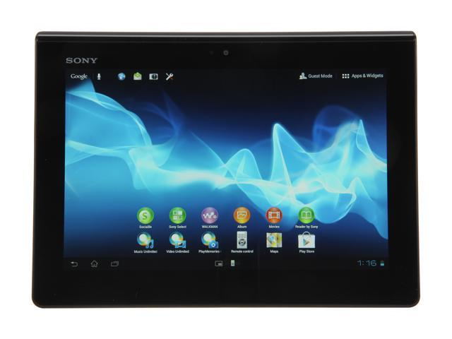 """SONY Xperia Tablet S 16GB 16 GB 9.4"""" Tablet PC"""