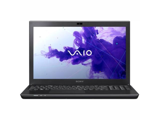"SONY VAIO 15.5"" Windows 7 Professional Notebook"