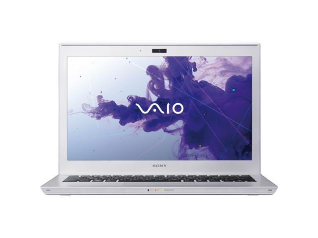 "SONY VAIO Intel Core i5 4GB Memory 13.3"" Notebook Windows 7 Professional"