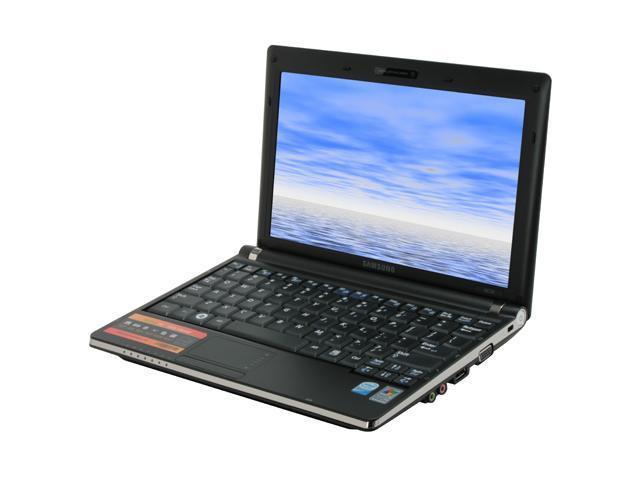 """SAMSUNG NP-NC10-KA03US Black 10.2"""" WSVGA Netbook"""
