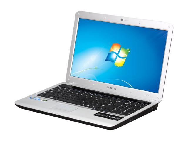 SAMSUNG Laptop R530-11 Intel Core i3 350M (2.26 GHz) 4 GB Memory 500 GB HDD NVIDIA GeForce 310M 15.6