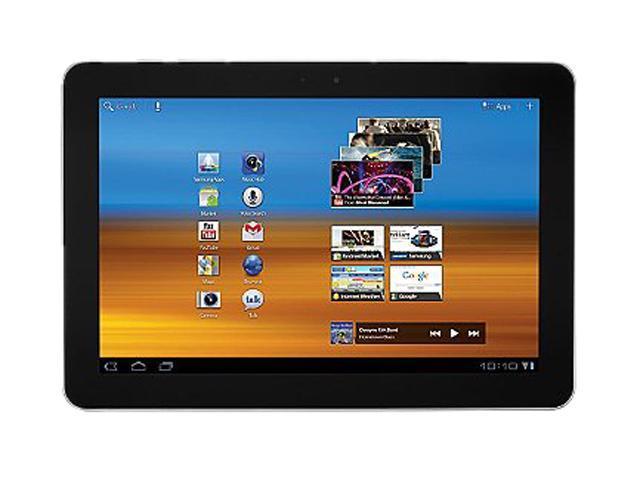 SAMSUNG Galaxy Tab 10.1 NVIDIA Tegra 2 1GB Memory 16GB Storage 10.1