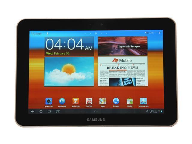 "SAMSUNG Galaxy Tab 8.9 16GB Storage 8.9"" Tablet - Metallic Gray"