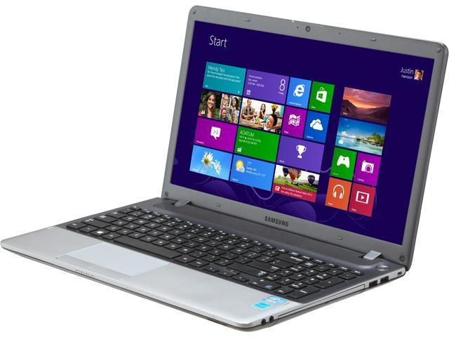 "SAMSUNG Laptop 350V5CA01C Intel Core i5 3210M (2.50 GHz) 4 GB Memory 750 GB HDD Intel HD Graphics 4000 15.6"" Windows 8"
