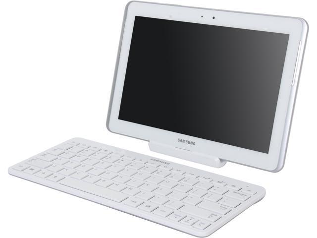 """SAMSUNG Galaxy Tab 2 (10.1) Bundle 16 GB 10.1"""" Tablet PC Bundle (Galaxy Tab 2 10.1 Wi-Fi + Bluetooth Keyboard + Desktop Dock)"""