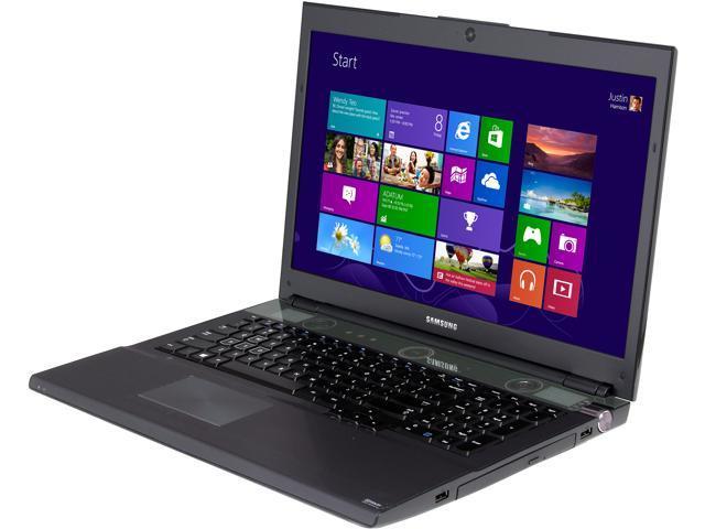 "SAMSUNG Laptop Series 7 NP700G7C-S02US Intel Core i7 3630QM (2.40 GHz) 16 GB Memory 1.5 TB HDD NVIDIA GeForce GTX 675M 17.3"" ..."