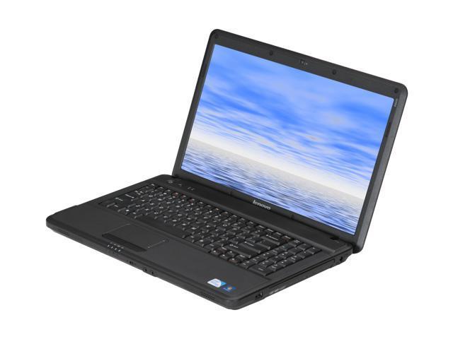 Lenovo Laptop G550(2958-ACU) Intel Pentium dual-core T4300 (2.10 GHz) 3 GB Memory 250 GB HDD Intel GMA 4500M 15.6