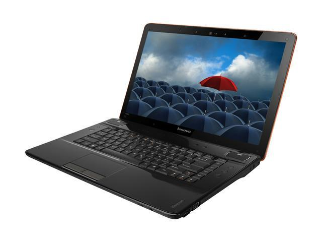 "Lenovo Laptop IdeaPad Y560(0646-2EU) Intel Core i7 720QM (1.60 GHz) 4 GB Memory 500 GB HDD ATI Mobility Radeon HD 5730 15.6"" ..."