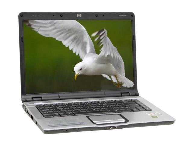 HP Laptop Pavilion dv6110us AMD Turion 64 X2 TL-50 (1.60 GHz) 1 GB Memory 100 GB HDD NVIDIA GeForce Go 6150 15.4