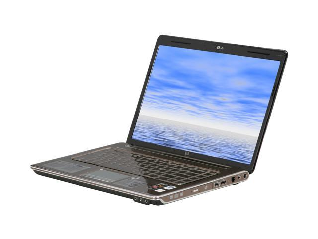 HP Laptop Pavilion dv5-1250us AMD Turion X2 Ultra ZM-80 (2.10 GHz) 4 GB Memory 400 GB HDD ATI Mobility Radeon HD 3450 15.4