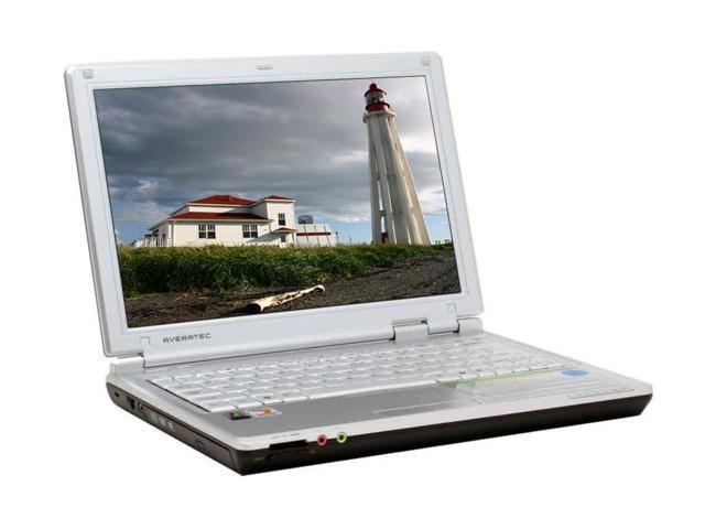 "AVERATEC 2200 Series AV2260-EK1 12.1"" Windows XP Professional Laptop"