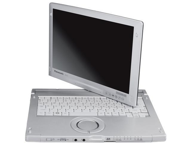 Panasonic Toughbook CF-C1BL04G1M 12.1' LED Tablet PC - Wi-Fi - HSPA, CDMA2000 1xEV-DO Rev A - Intel Core i5 i5-2520M 2.50 GHz