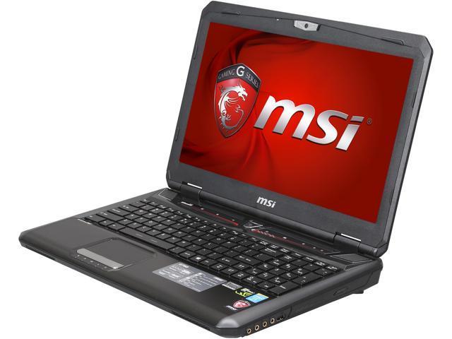 "MSI GT Series GT60 2OC-024US Gaming Laptop Intel Core i7-4700MQ 2.4GHz 15.6"" Win 8 Multi-language"