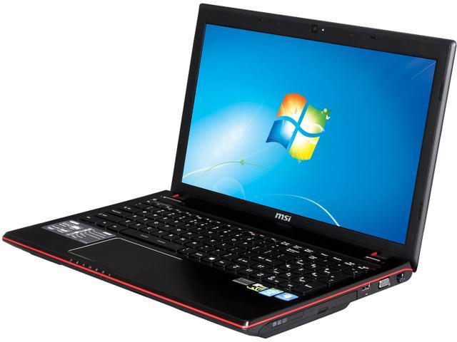 MSI GE60 2OD-247US Gaming Laptop 4th Generation Intel Core i5                                       4200M (2.50 GHz) 8 GB Memory 750 GB HDD NVIDIA GeForce GTX 760M 2 GB 15.6