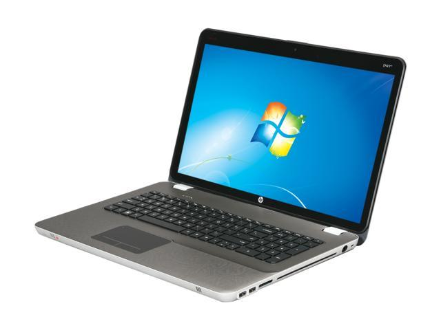 "HP Laptop ENVY 17 17-1011NR Intel Core i7 720QM (1.60 GHz) 8 GB Memory 640GB HDD ATI Mobility Radeon HD 5850 17.3"" Windows ..."
