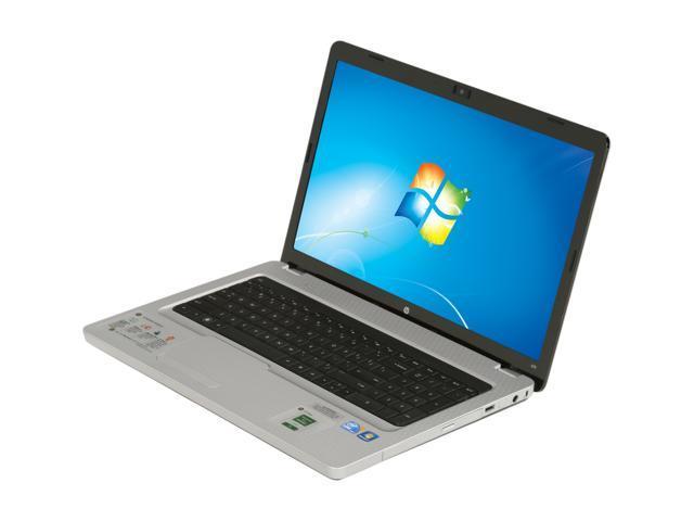 "HP Laptop G72-250US Intel Core i3 350M (2.26 GHz) 4 GB Memory 320 GB HDD Intel HD Graphics 17.3"" Windows 7 Home Premium 64-bit"