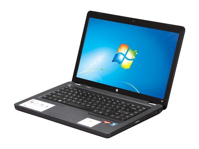 Hp laptop windows 7 g62