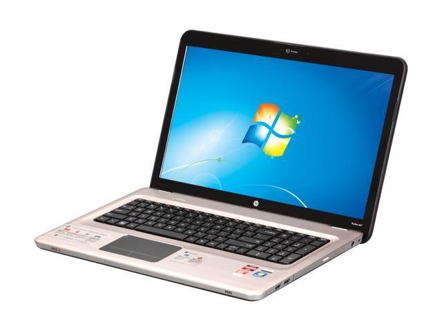 HP Laptop Pavilion dv7-4170us AMD Phenom II Triple-Core N850 (2.2 GHz) 4 GB Memory 640GB HDD ATI Mobility Radeon HD 5470 17.3