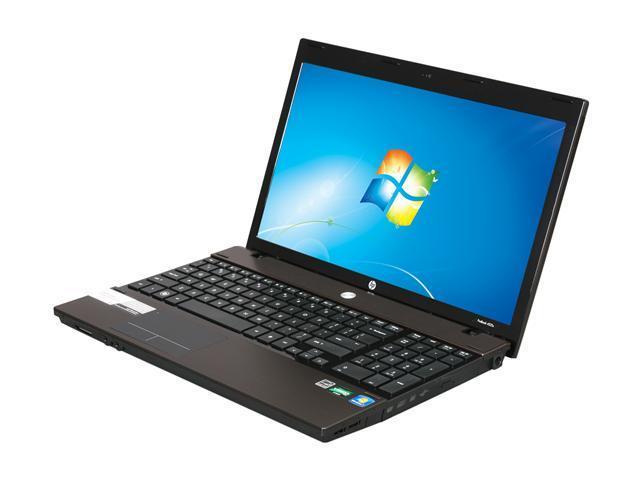 """HP Laptop ProBook 4525s (XT951UT#ABA) AMD Turion II Dual-Core P540 (2.4 GHz) 4 GB Memory 320 GB HDD ATI Radeon HD 4250 15.6"""" ..."""
