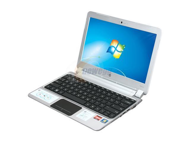 HP Laptop Pavilion dm1-3020us AMD Dual-Core Processor E-350 (1.6 GHz) 3 GB Memory 320 GB HDD AMD Radeon HD 6310 11.6