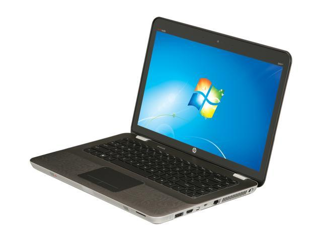 "HP Laptop ENVY 14 14-1210NR Intel Core i5 480M (2.66 GHz) 4 GB Memory 750 GB HDD ATI Mobility Radeon HD 5650 + Intel HD 14.5"" ..."