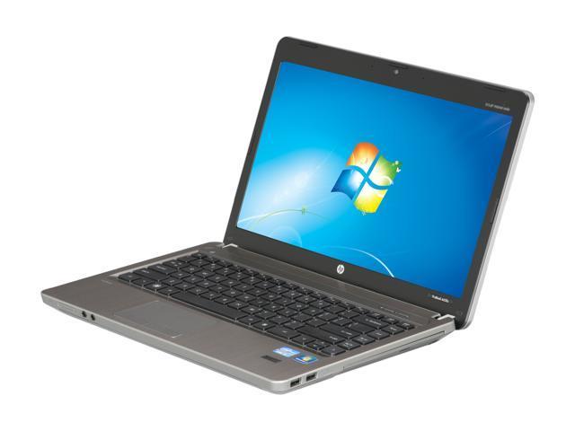 HP Laptop ProBook 4430s (XU012UT#ABA) Intel Core i3 2310M (2.10 GHz) 4 GB Memory 320 GB HDD Intel HD Graphics 3000 14.0