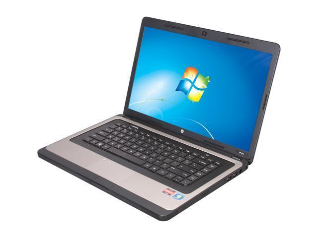HP Laptop Essential 635 (LV969UT#ABA) AMD Phenom II Dual-Core P650 (2.6 GHz) 3 GB Memory 320 GB HDD ATI Radeon HD 4250 15.6